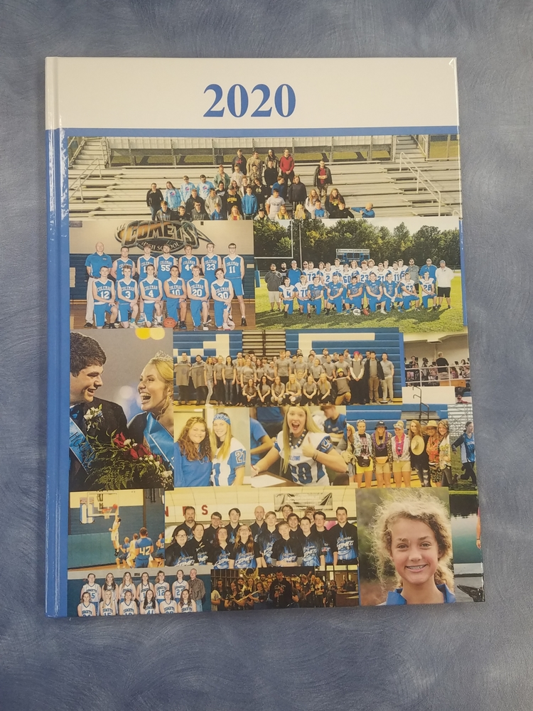 2019-2020 Jr/Sr High Yearbooks