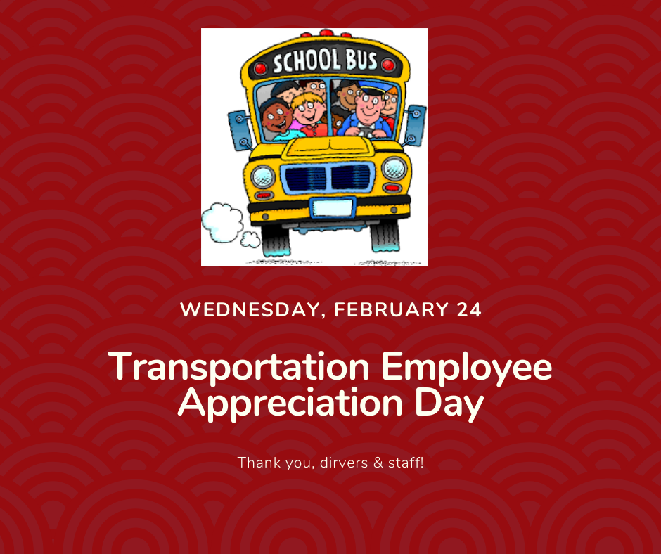 Transportation Appreciation Day